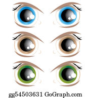 Animated eyes
