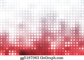 Colorful Party Disco Trendy Abstract Background