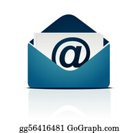 Email sign / Vector