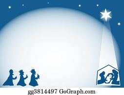 Nativity - Nativity Border