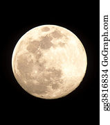 Astronomy - Full Moon