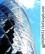 Church-Building - Gherkin 50