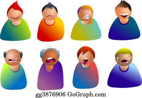 Angry-People - Male Emoticons