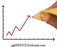 Increase - Pencil & Hand&chart