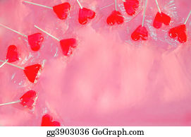 Valentine-Border-Hearts-Frame - Love Frame