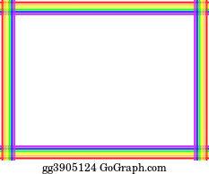 Orange-Border - Rainbow1