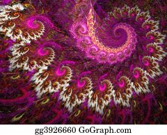 Paisley-Art - Purple Paisley