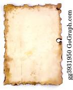 Treasure - Old Paper