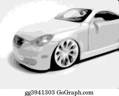 Car-Lot - Lexus Model Cubism