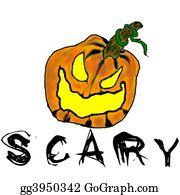 Scary-Pumpkin - Scary