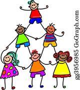 Acrobatic - Teamwork Kids