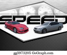 Car-Lot - Import Speed