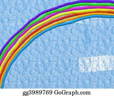 Bows - Abstract Rainbow