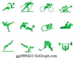 Canoe - Sport Symbol