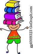 Boy-Reading - Book Kid