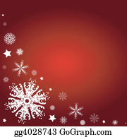 Falling-Snow-Background - Christmas Border