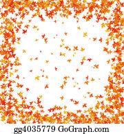 Orange-Border - Autumn Border