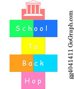 Hopscotch - Hop Back To School