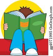 Boy-Reading - Young Boy Reading