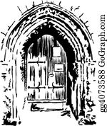 Church-Building - Church Doorway