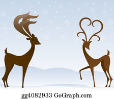 Antler - Reindeer In Love