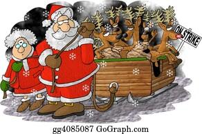 Mr-And-Mrs - Reindeer Strike