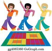 70s - Disco Dudes