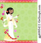 Mexican-Girl - Fiesta Bride