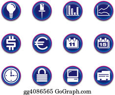 Tack - Icons - Business Set 2