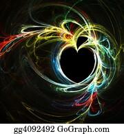 Passion - Rainbow Heart