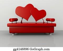 Unusual-Valentine - Valentine Sofa