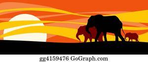 Parent - Elephant's Family