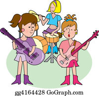 Little-Girls - Girly Rock Band
