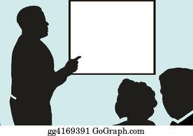 Professor - Silhouette Meeting