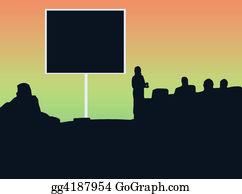 Professor - Silhouette Classroom
