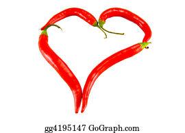 Flaming-Heart - Heart Figure