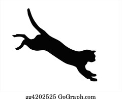 The-Family-Cat - Wild Cat Jumping