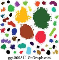 Paint-Brush - Paint Brush Spots