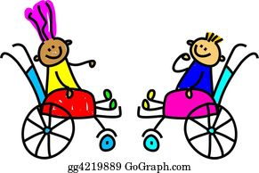 Little-Girls - Disabled Kids