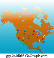 Tack - World Wide Tacks_us Map
