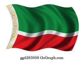 Wind - Flag Of Chechnya