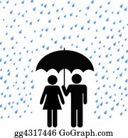 Umbrella - Secure Umbrella Couple Rain