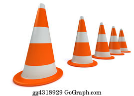 Obstacle-Course - Traffic-Cones