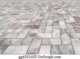 Marble - Marble Tiles On The Floor