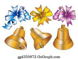 Bows - Christmas Bells