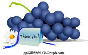 Say - Thanks Giving Grapes
