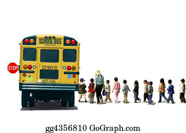 Teacher - School Bus