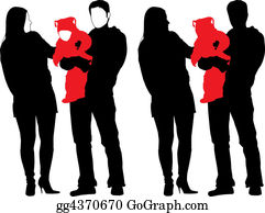 Babies-And-Toddlers-Silhouettes - New Happy Family