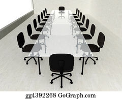Conference - Concrete Meeting Room