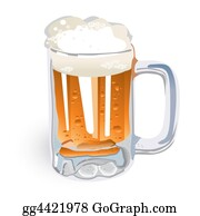 Beer - Beer Mug (illustration)